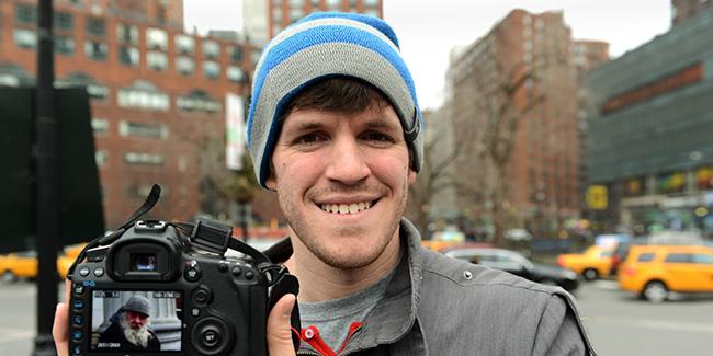 Brendon Stenton Fotoblog: Ljudi Njujorka