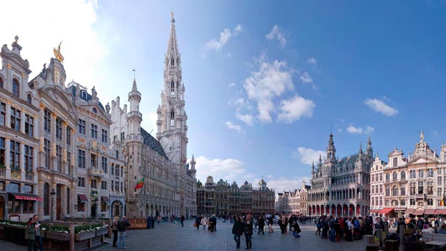 Brisel Putovanje: Pet mesta koje morate posetiti u Briselu