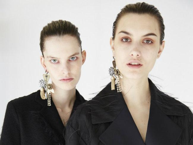 Celine AW14 Trend single earring L Trendovanje: Komadi koje moraš imati