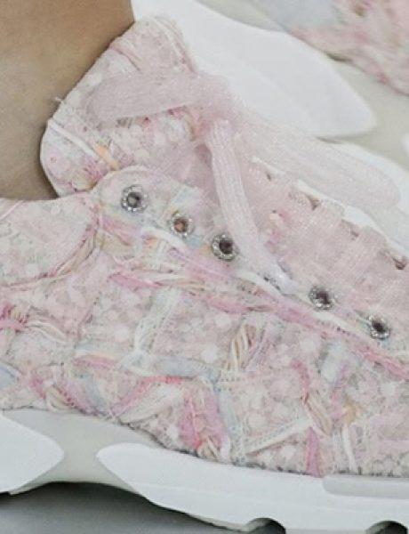 Udobne i elegantne: Chanel patike