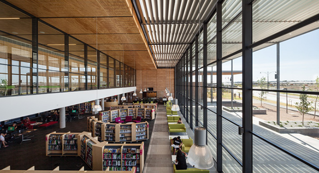 Craigieburn biblioteka Viktorija 2 10 najlepših biblioteka širom Australije