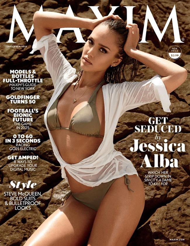 Džesika Alba Maxim Modne vesti: Džesika Alba, Džoan Smols i Lana Del Rej