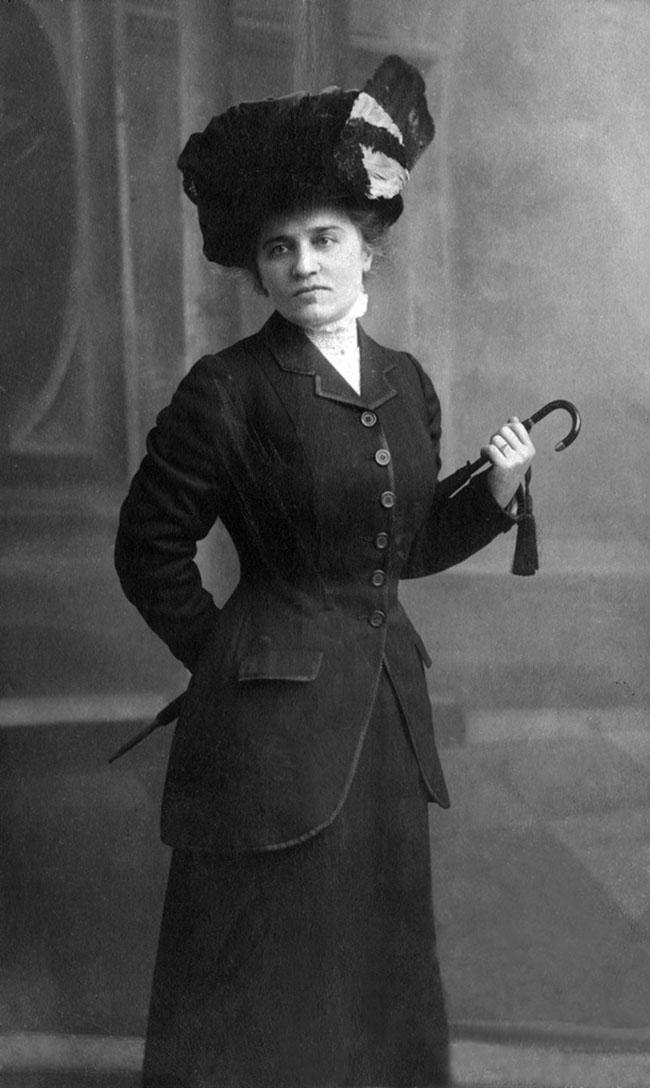 Danica Jovanovic Minhen 1913. Izložba Danica Jovanović