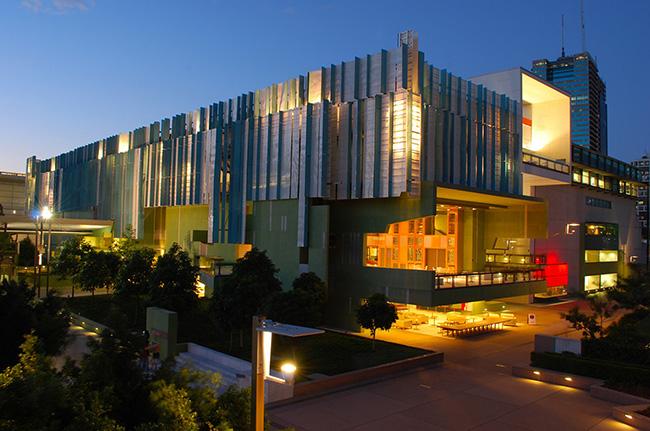 Drzavna biblioteka Kvinslenda Kvinslend 10 najlepših biblioteka širom Australije