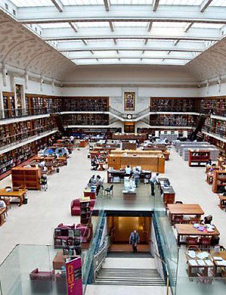 10 najlepših biblioteka širom Australije