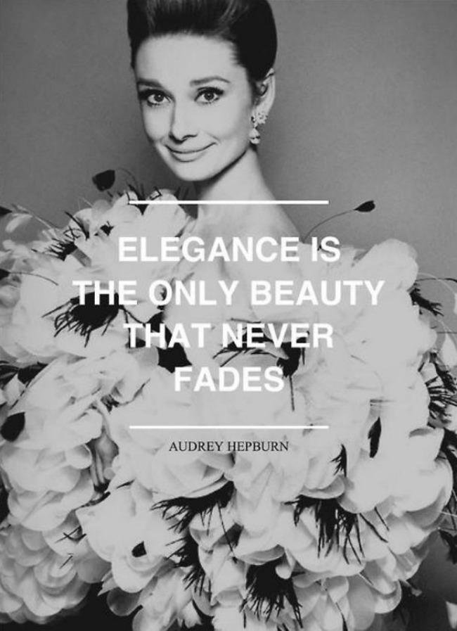 Elegance 1 Budi dama: Saveti za elegantan izgled