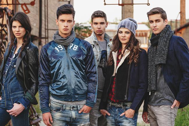 FASHIONFRIENDS True blues kampanja FW14 2 Fashion&Friends: True blues kampanja FW14