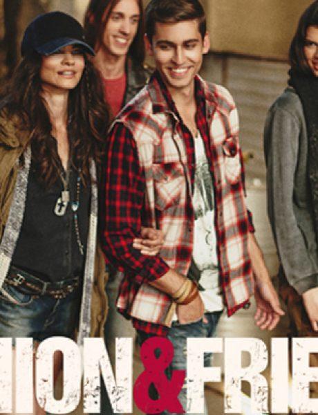 Fashion&Friends: True blues kampanja FW14