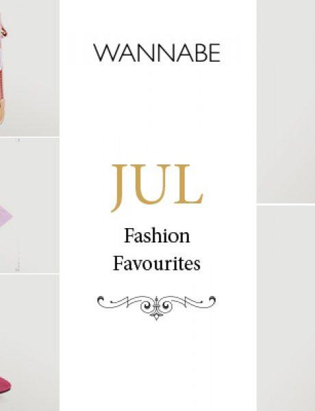 July Fashion Favourites