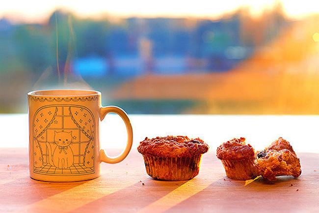 Jabuka Badem Mafin Zdrava ishrana: Ideje za brzi doručak