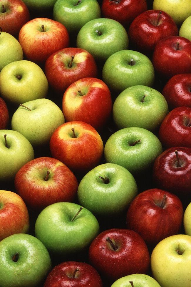 Jabuke1 Zdrava ishrana: 10 razloga zbog kojih je jabuka zdrava