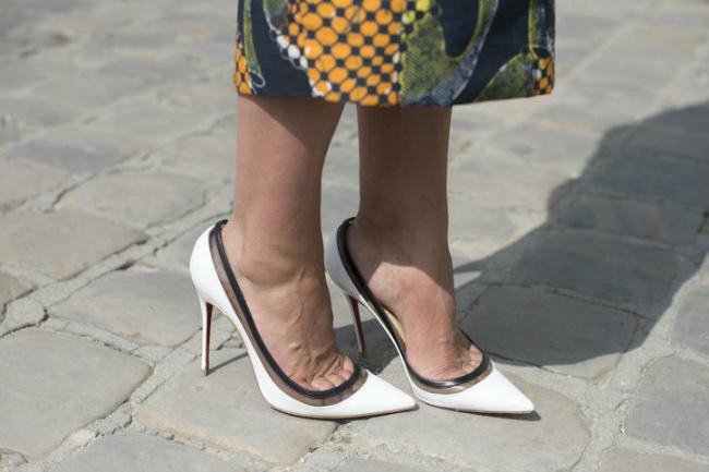 Kaldrma Tips of the Week: Šik u belim cipelama