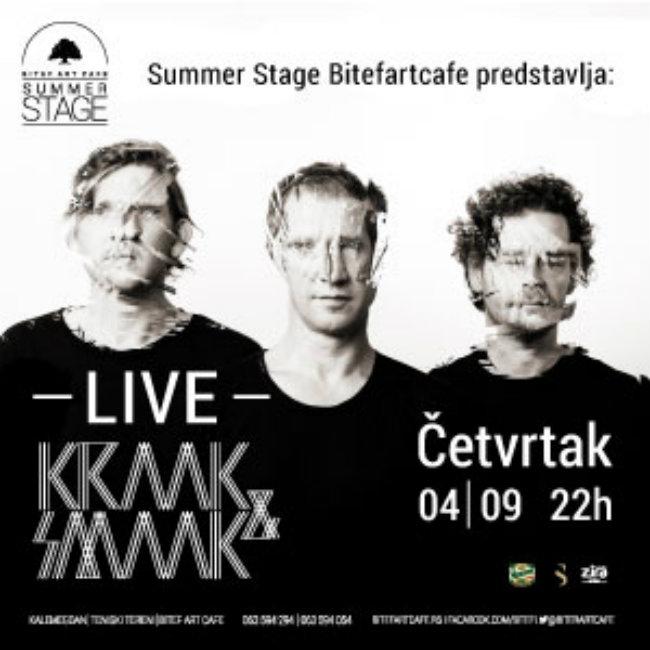 KraakSmaak Bend koji se mora videtu uživo stiže u Beograd 2 Kraak&Smaak: Bend koji se mora videti uživo stiže u Beograd
