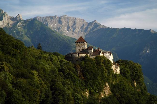 Lihtenštajn Sakriveno blago: Retke lepote Evrope
