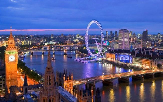 London 1 Put oko sveta: Neverovatne činjenice o Londonu