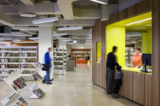 Marej Bridz biblioteka Juzna Australija 10 najlepših biblioteka širom Australije