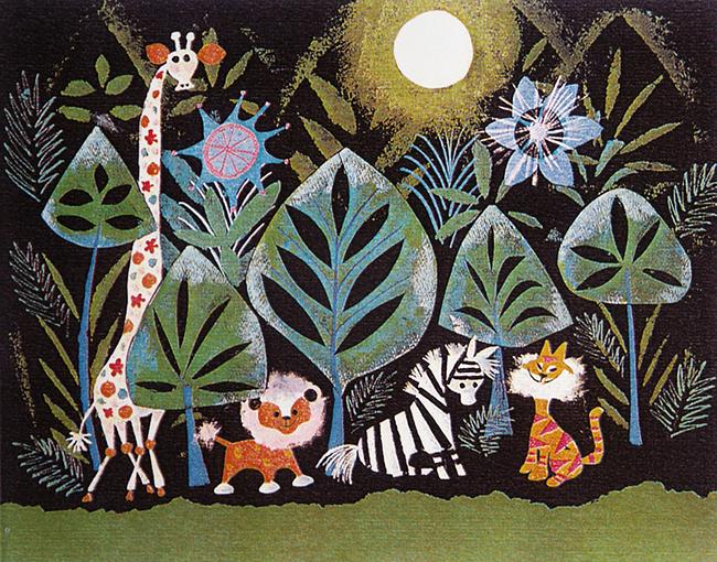Meri Bler 1 Svet ilustracije: Volt Diznijeva Meri Bler