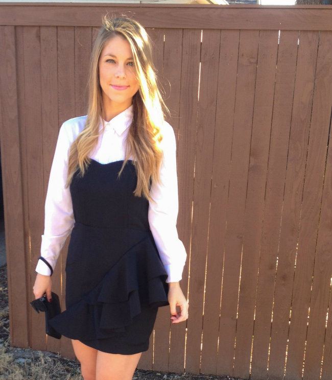 Modni trend Majice ispod haljina 2 Modni trend: Šta se nosi ispod haljina