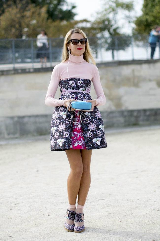 Modni trend Majice ispod haljina 4 Modni trend: Šta se nosi ispod haljina