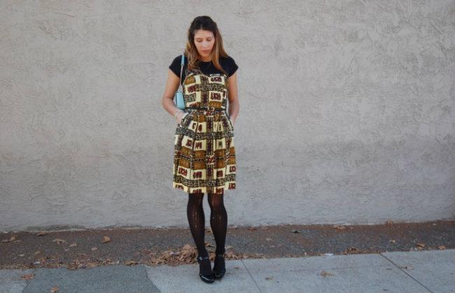 Modni trend Majice ispod haljina 6 Modni trend: Šta se nosi ispod haljina