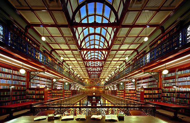 Mortlok odaja Drzavna biblioteka Juzne Australije Adelaida 10 najlepših biblioteka širom Australije