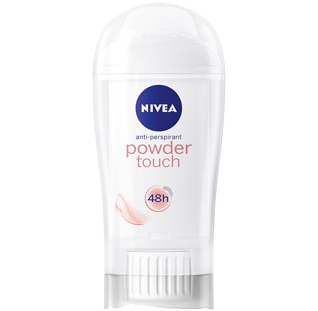 NIVEA Anti Perspirant Powder Touch Stick Nega nakon leta: Hidrirana koža je srećna koža