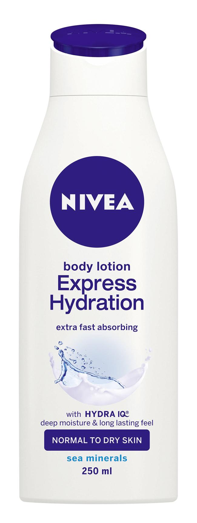 NIVEA Body losion za telo Nega nakon leta: Hidrirana koža je srećna koža