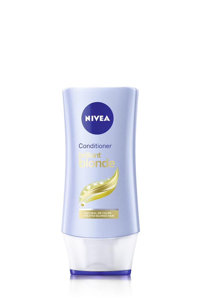 NIVEA Brilliant Blonde Conditioner Intenzivna nega: Sjajna boja i meka kosa