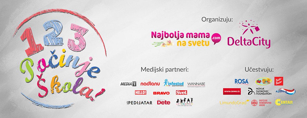 NMNS Pocinje skola Počinje škola!: Odbrojavamo zajedno i pripremamo se u Delta City ju