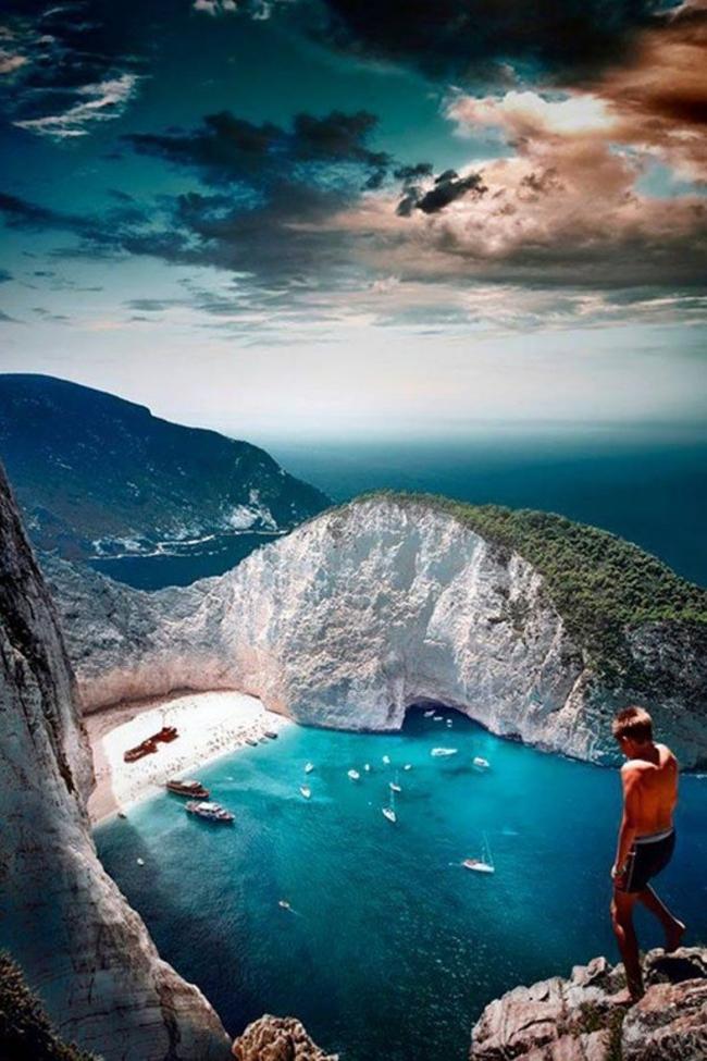 Navagio Zakintos Grčka Put pod noge: Fotografije zbog kojih ćete želeti da posetite Grčku