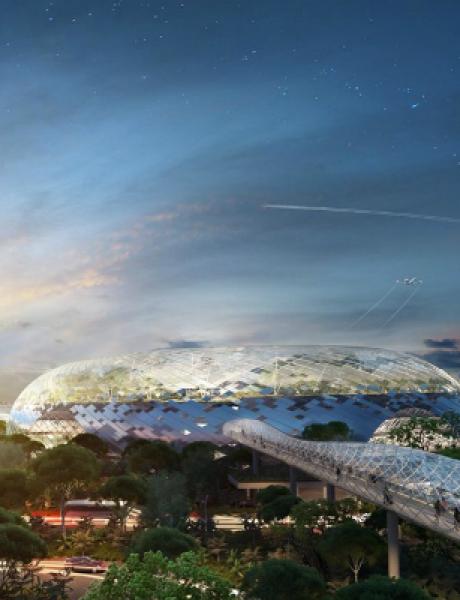 Oko sveta: Neverovatan aerodrom u Singapuru