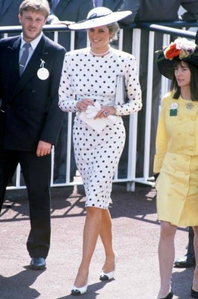 Princeza Dajana 2 Neprežaljena ikona stila: Princeza Dajana