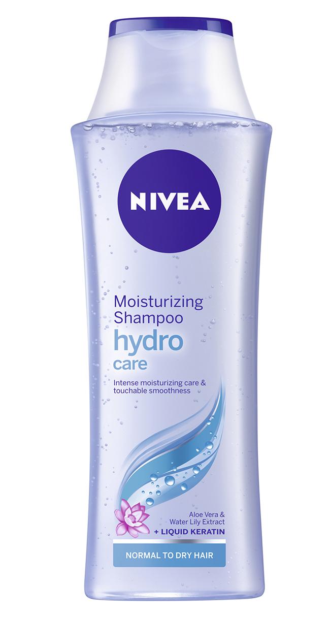 Proizvod NIVEA Hydro Care ┼íampon Nega nakon leta: Hidrirana koža je srećna koža
