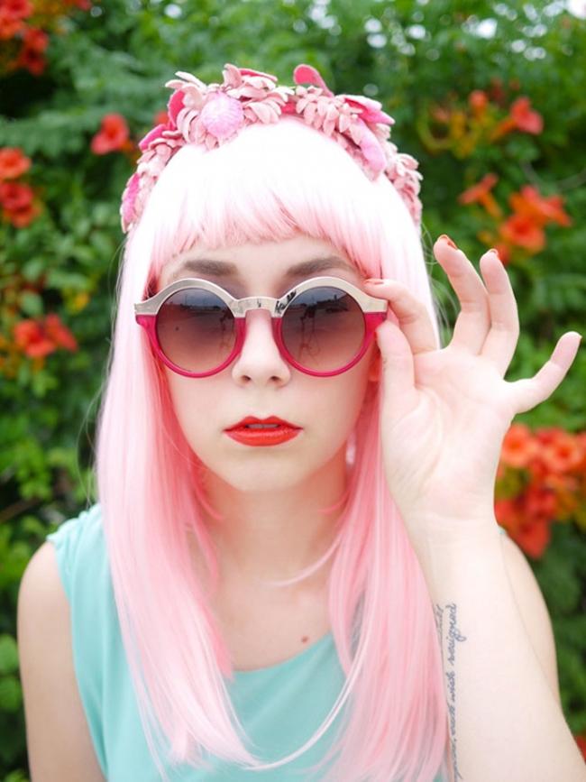 Roze detalji rajif Savršen aksesoar: Šest načina da nosite roze boju
