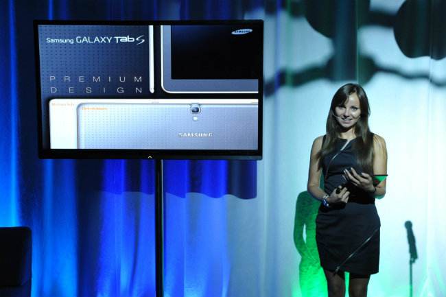 Samsun Galaxy Tab S premijerno predstavljen u Srbiji 1 Samsung Galaxy Tab S premijerno predstavljen u Srbiji