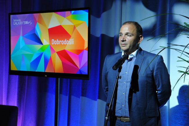 Samsung Galaxy Tab S premijerno predstavljen u Srbiji  Samsung Galaxy Tab S premijerno predstavljen u Srbiji