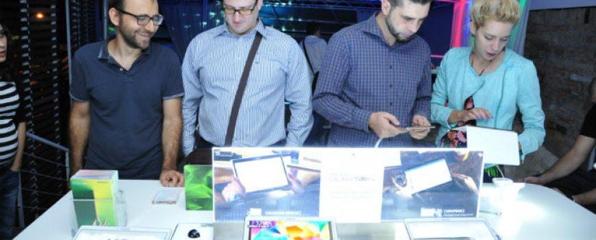 Samsung Galaxy Tab S premijerno predstavljen u Srbiji