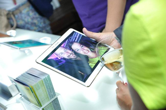 Samsung Galaxy Tab S premijerno predstavljen u Srbiji 9 Samsung Galaxy Tab S premijerno predstavljen u Srbiji