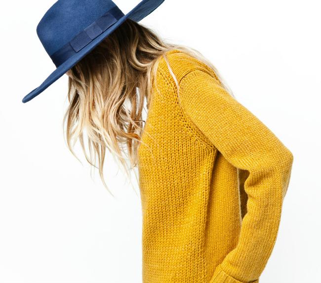 Sesir1 Šta obući ove nedelje: Odeća u nijansi senfa