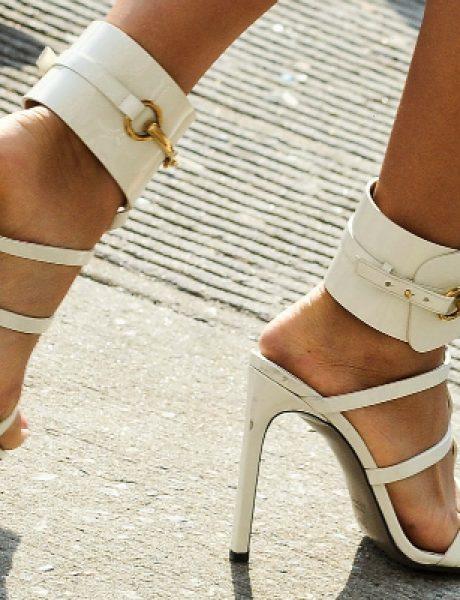 Tips of the Week: Šik u belim cipelama