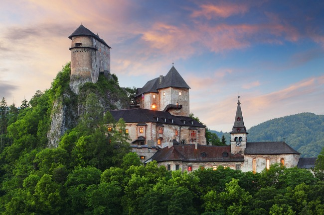 Slovačka Sakriveno blago: Retke lepote Evrope