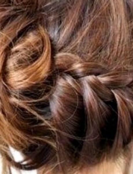 Stajliš frizure: Kako da oblikujete vlažnu kosu