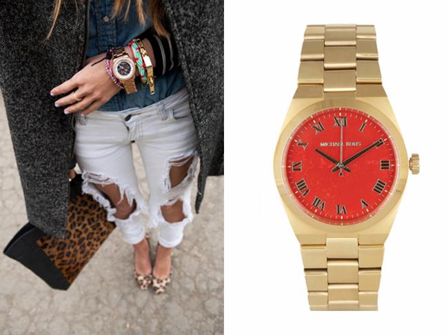 Stvari koje smo ukrali od dečka Zlatni sat Budi u trendu: Ovih sedam stvari pozajmi od dečka