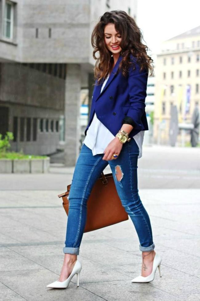 Teget Tips of the Week: Šik u belim cipelama