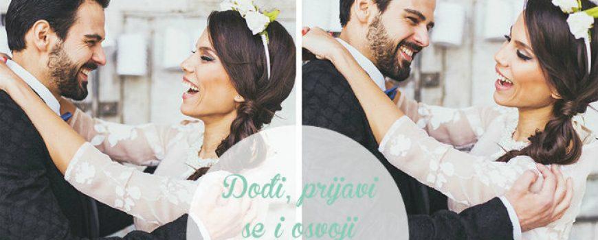Wannabe Bride Vikend: Osvoji photo session