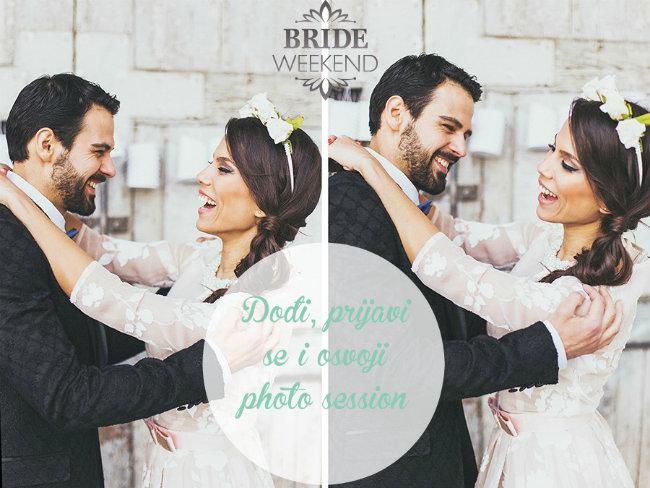 Wannabe Bride Vikend Osvoji photo session Wannabe Bride Vikend: Osvoji photo session