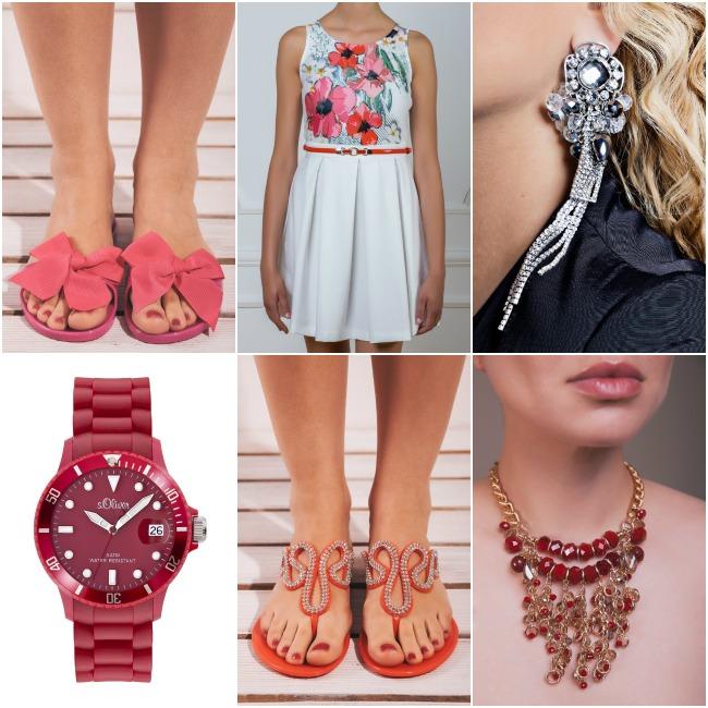 Wannabe Shop4 Shopping ponuda dana: Leto u crvenom!