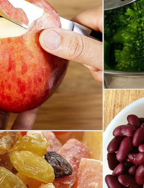 Wannabe Fit: Koristite namirnice na pravi način