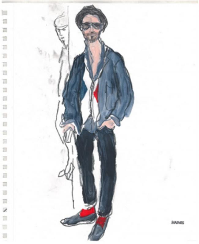 What i saw today3 Moda i umetnost: Najbolji blogovi sa modnim ilustracijama