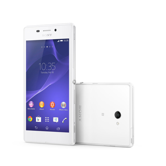 Xperia™ M2 Aqua vodootpornii pametni telefon za svakoga 1 Xperia™ M2 Aqua, vodootporni pametni telefon za svakoga